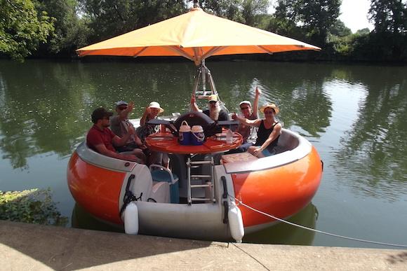 bateau barbecue libourne